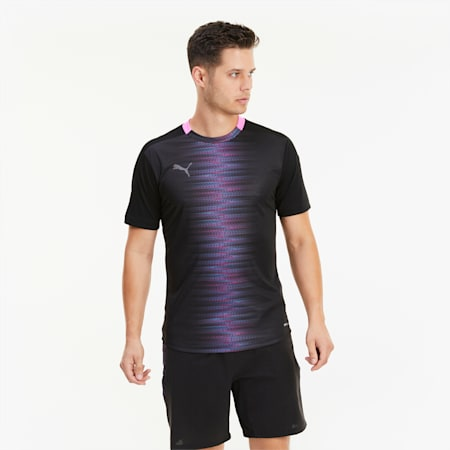 ftblNXT Pro Herren Fußballshirt, Puma Black-Luminous Pink, small