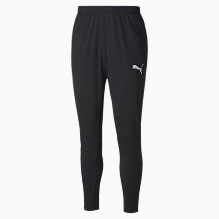 ftblPLAY Football Training Men's Slim Fit Sweat Pants, Puma Black, small-IND