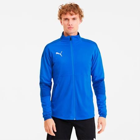 TEAMFINAL21 サッカー トレーニング ジャケット, El. Blue -Team Power Blue, small-JPN