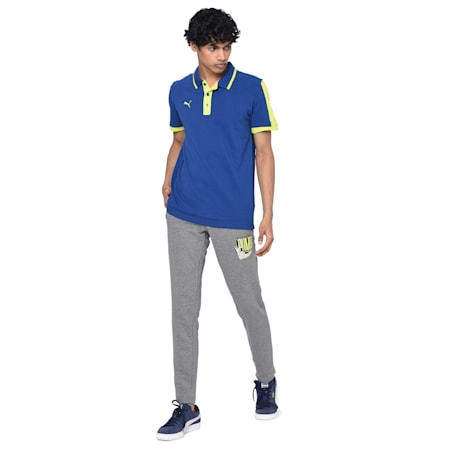 Travel Polo, Sodalite Blue-Limepunch, small-IND