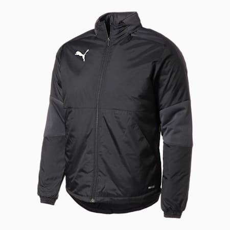 TEAMFINAL 21 サッカー パデッド ジャケット, Puma Black, small-JPN