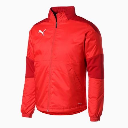 TEAMFINAL 21 サッカー パデッド ジャケット, Puma Red, small-JPN