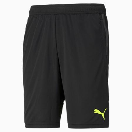 individualCUP Men's Shorts, Puma Black-Yellow Alert, small-GBR