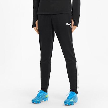 Pantalon d'entraînement de football teamLIGA homme, Puma Black-Puma White, small