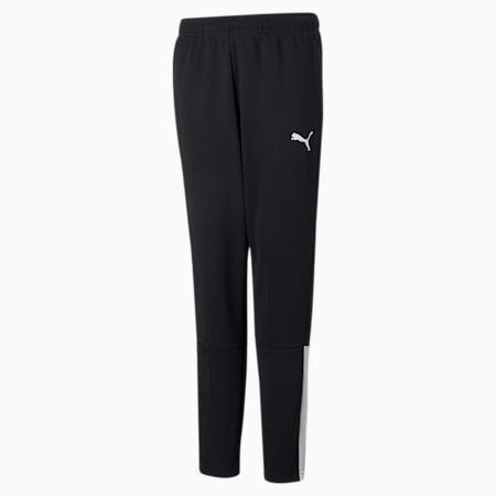 teamLIGA Training Youth Football Pants, Puma Black-Puma White, small