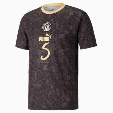 PUMA x COPA90 Football Jersey, Puma Black, small-GBR