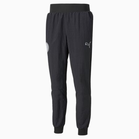 FUßBALL King Men's Football Pants, Puma Black, small-GBR