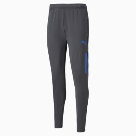 IndividualCUP Men's Football Training Pants, Asphalt-Bluemazing, small