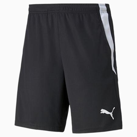 teamLIGA Training Men's Football Shorts 2, Puma Black-Puma White, small-SEA
