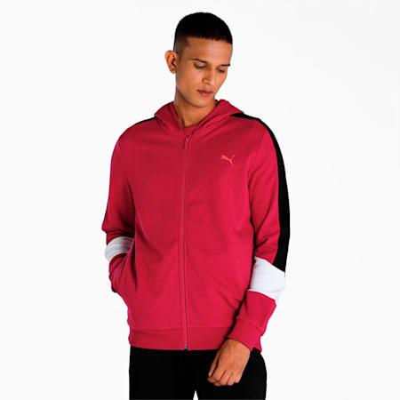 PUMA x 1DER Men's Jacket, Persian Red, small-IND