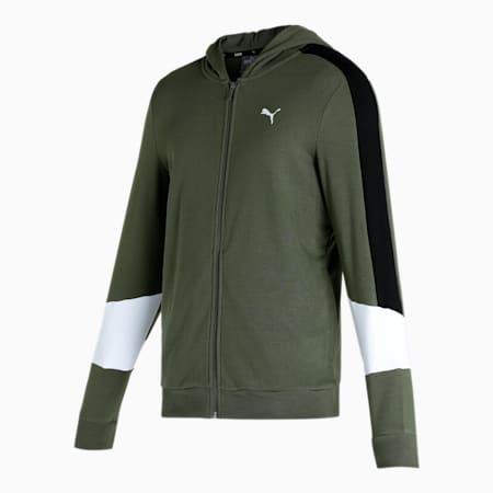 PUMA x 1DER Men's Jacket, Grape Leaf, small-IND