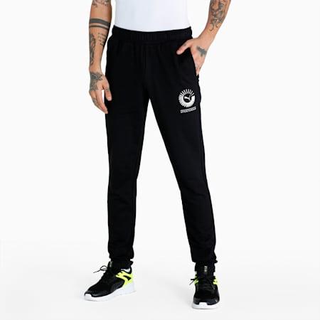 PUMA x 1DER Men's Sweat Pants, Puma Black, small-IND