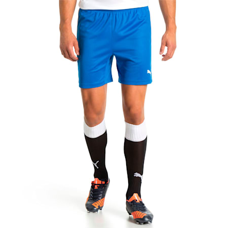 Fußballshorts, puma royal-white, small