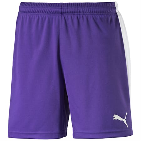 Pitch Shorts, team violet-white, small-IND