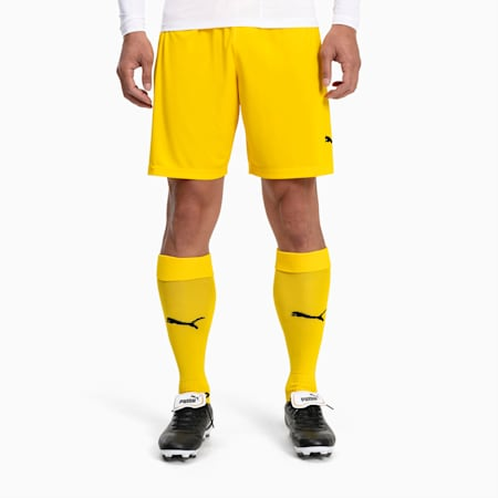Chaussettes Football LIGA Core pour homme, Cyber Yellow-Puma Black, small