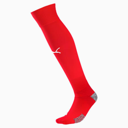 teamFINAL Men's Football Socks, Puma Red, small
