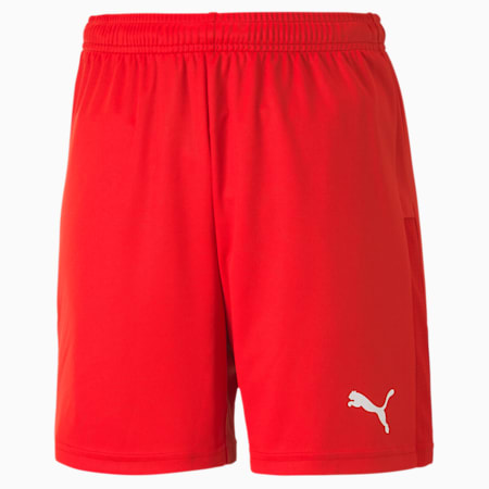 Shorts de punto GOAL para niño, Puma Red, pequeño