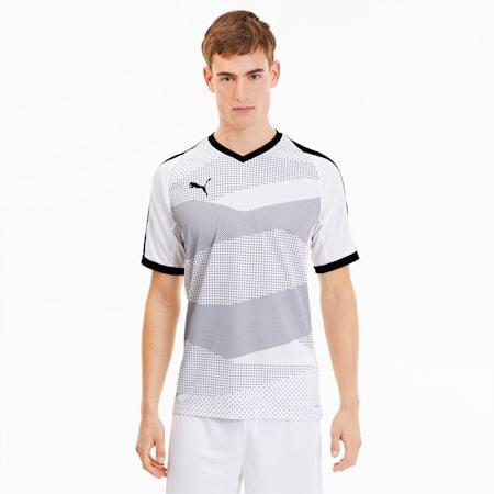 FINAL Indoor Jersey, Puma White-Puma Black, small-GBR