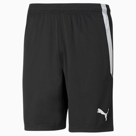 Shorts de fútbol para hombre teamLIGA, Puma Black-Puma White, small