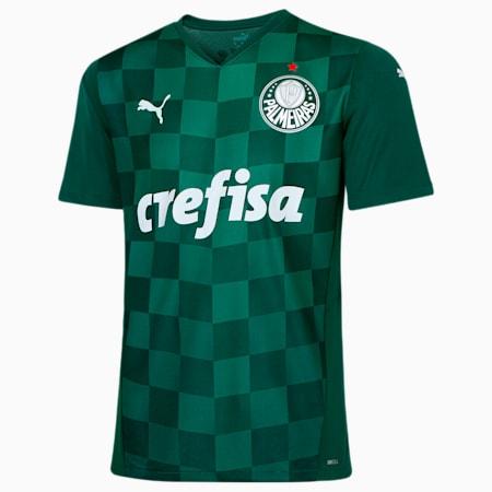 Camiseta de local del Palmeiras para hombre, Evergreen, pequeño