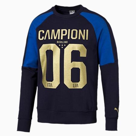 Italia 2006-2016 TRIBUTE Sweater, peacoat-team power blue, small-IND