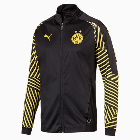 BVB スタジアムジャケット, Puma Black, small-JPN