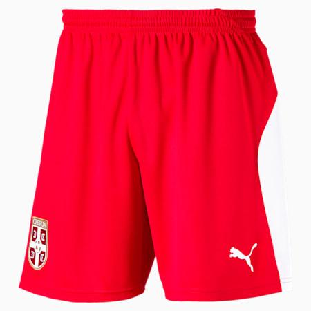 Serbia Home-shorts, Puma Red-Puma White, small