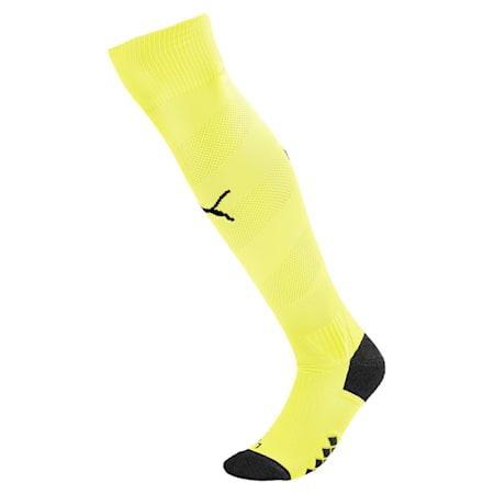 マンチェスター・シティ MCFC スパイラル ストッキング, Fizzy Yellow-Puma Black, small-JPN