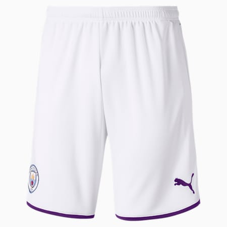 マンチェスター・シティ MCFC レプリカショーツ, Puma White-Tillandsia Purple, small-JPN