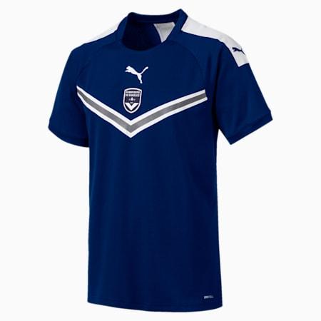 Meska replika koszulki domowej Girondins de Bordeaux, Puma New Navy, small