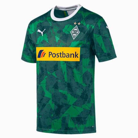 Borussia Mönchengladbach Replica Third Men's Jersey, Amazon Green-Ponderosa Pine, small