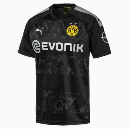 ドルトムント BVB SS アウェイ レプリカシャツ 半袖, Puma Black, small-JPN