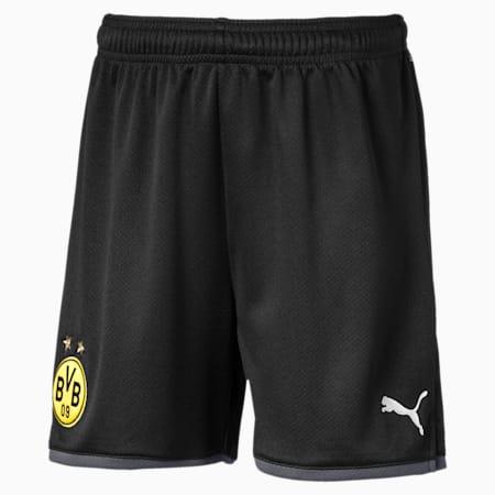 BVB Kinder Replica Shorts, Puma Black-Ebony, small