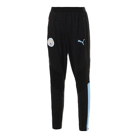マンチェスター・シティ MCFC トレーニング パンツ プロ, Puma Black-Team Light Blue, small-JPN