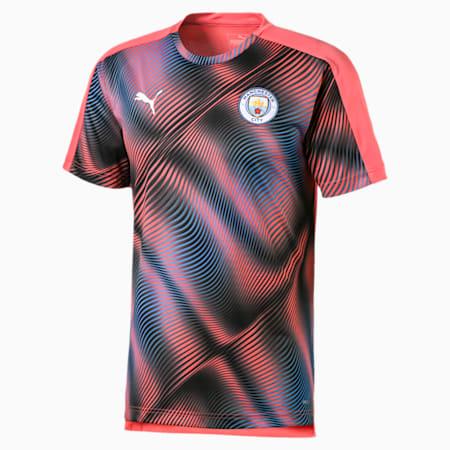 Meska koszulka pilkarska Man City Stadium League, Georgia Peach-Puma Black, small