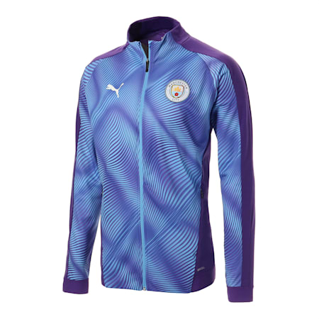 Man City Stadium League Men's Jacket, TillandsiaPurple-TeamLightBl, small-SEA