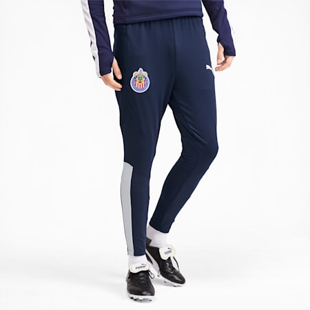 Chivas Men's Pro Training Pants, Peacoat, small