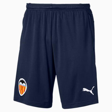 Pantaloncini Training Valencia CF uomo, Peacoat-Puma White, small