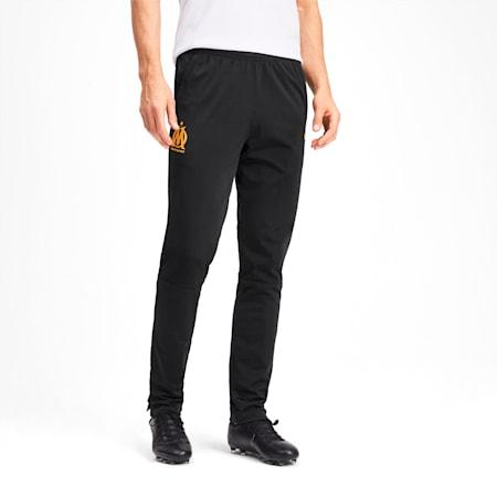 Olympique de Marseille Men's Training Pants, Puma Black, small