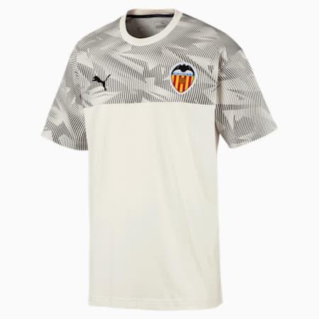Valencia CF Casuals Men's Tee, Whisper White, small