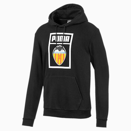 Valencia CF Shoe Tag Herren Hoodie, Puma Black, small