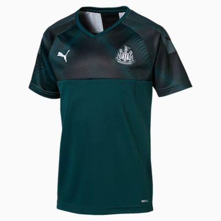 Newcastle United FC Kinder Replica Auswärtstrikot, Ponderosa Pine-Puma Black, small