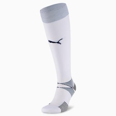 Italia Men's Home Replica Socks, Puma White-Peacoat, small