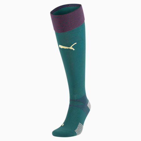 Italia Men's Third Replica Sock, Ponderosa Pine-Peacoat, small