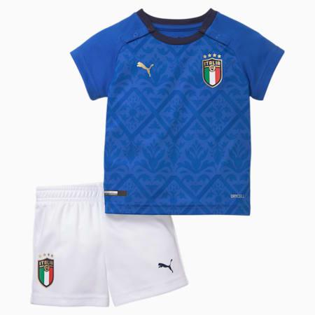 Italia Babies' Home Babykit, Team Power Blue-Peacoat, small