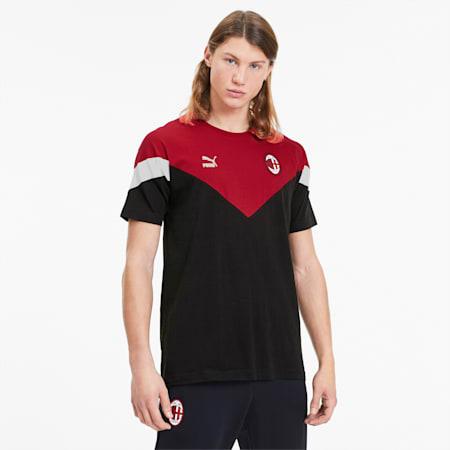 AC Milan Iconic MCS Tee, Puma Black, small