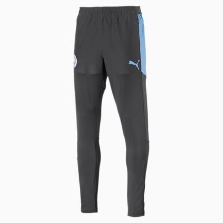 Man City Men's Stadium Training Pants, Asphalt-Team Light Blue, small-SEA