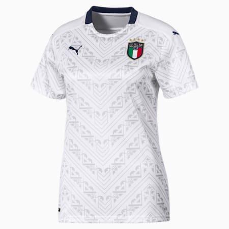 Maglia replica Away Italia da donna, Puma White-Peacoat, small