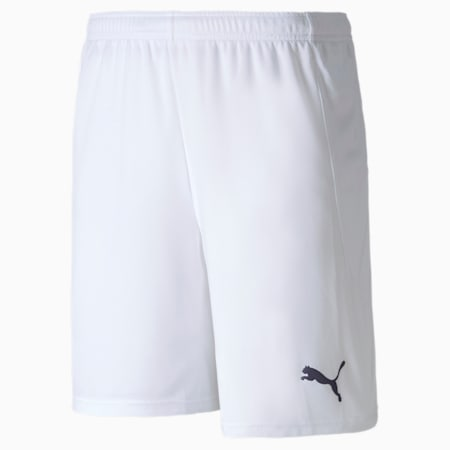 Italia Men's Home & Away Replica Shorts, Puma White-Peacoat, small-GBR