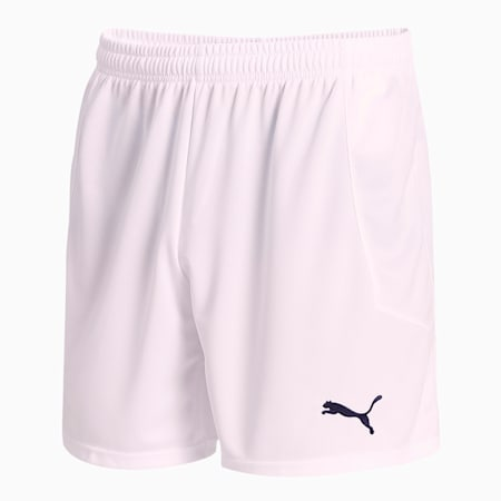 Manchester City FC dryCELL Men's Replica Shorts, Puma White-Peacoat, small-IND